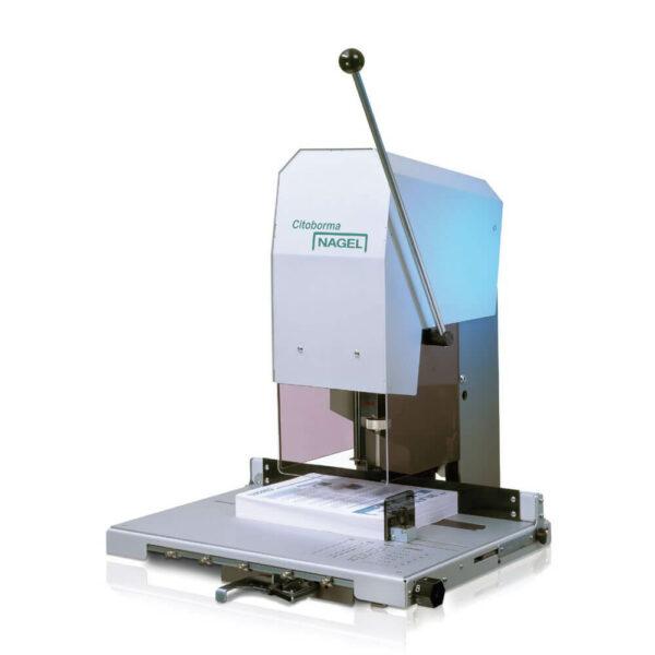 Nagel Citoborma 190 Papierbohrmaschine mit einer Bohrspindel