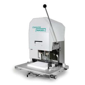 Nagel Citoborma 290 B Papierbohrmaschine mit zwei Bohrspindeln