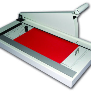 Onglematic 3 Registerstanze mit Standardmesser 15°