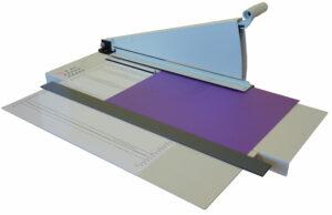 Onglematic 5A3 Registerstanze mit Standardmesser 15°