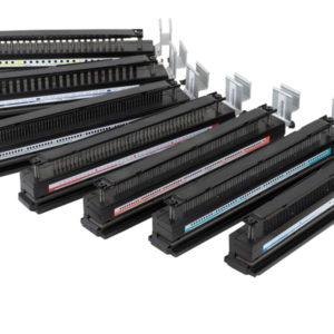Werkzeug 21 Loch Plastikringbindung für Diamond