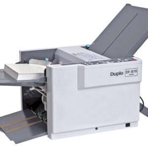 Duplo DF-870 Falzmaschine