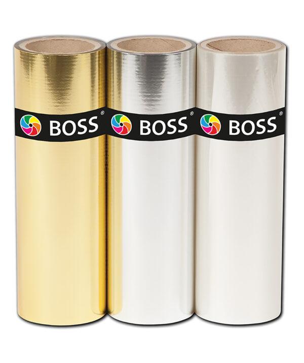 Foilingfilm Boss Pearl (UV) 305 mm, 100 lfm