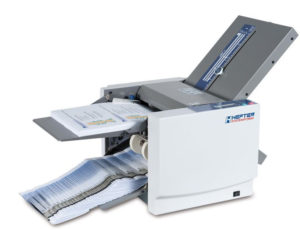 Hefter TF-Mega S Falzmaschine