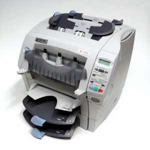 Hefter SI-1000 ref. Kuvertiermaschine mit 2 Stationen für DIN A4