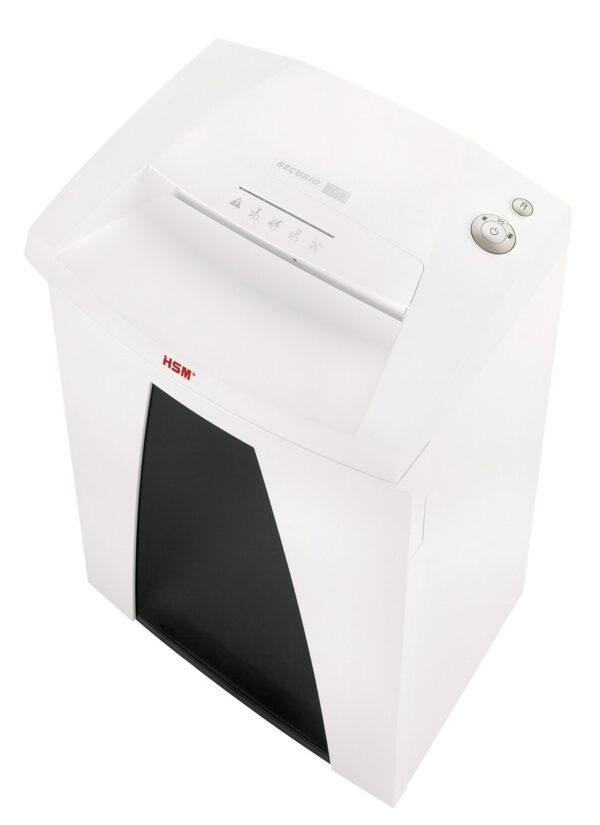 Aktenvernichter HSM Securio B32  Partikelschnitt 1 x 5 mm