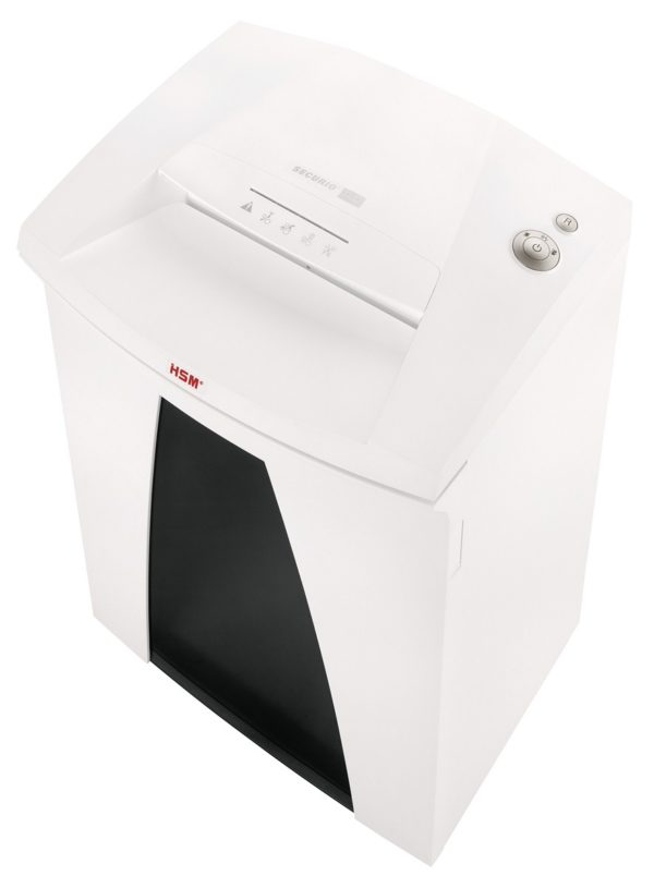 Aktenvernichter HSM Securio B34  Partikelschnitt 1 x 5 mm