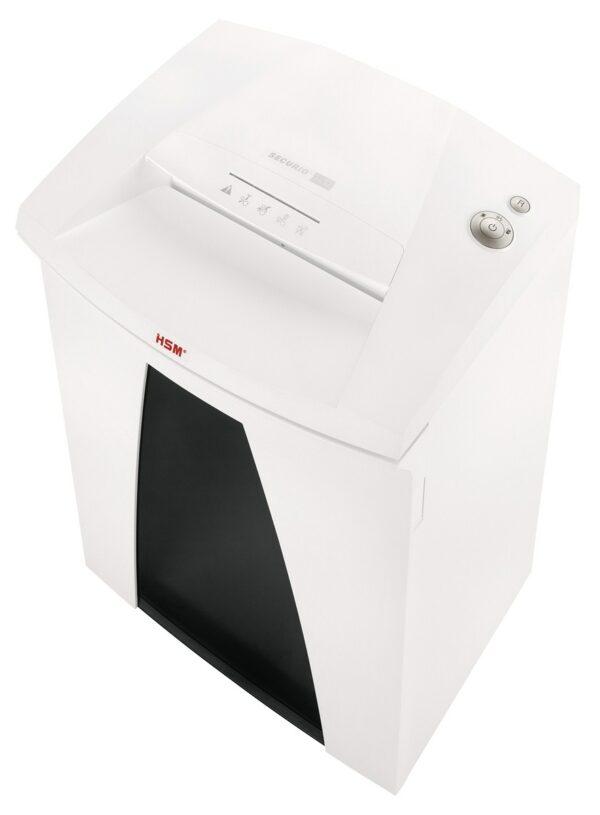 Aktenvernichter HSM Securio B34  Partikelschnitt 4,5 x 30 mm