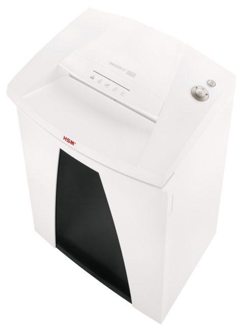 Aktenvernichter HSM Securio B34  Partikelschnitt 0,78 x 11 mm