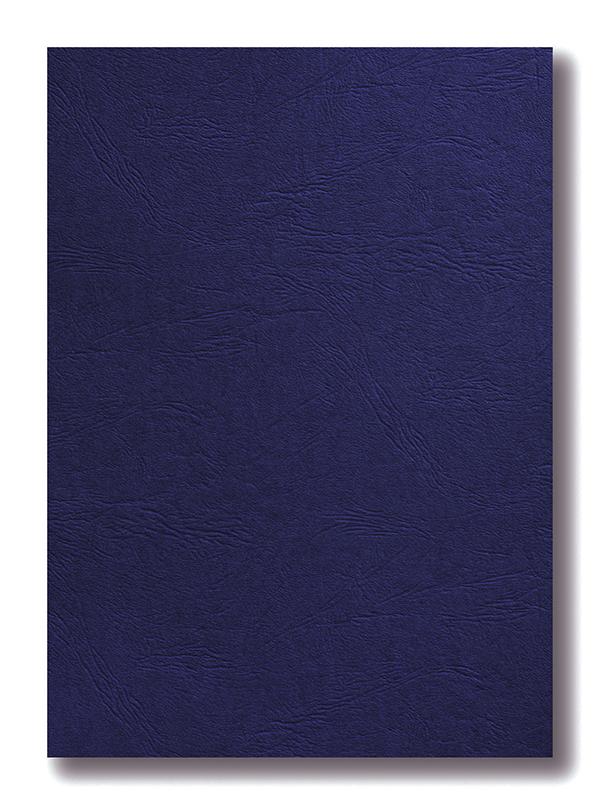 Fastback Rückenkarton Leder, 100 Stück