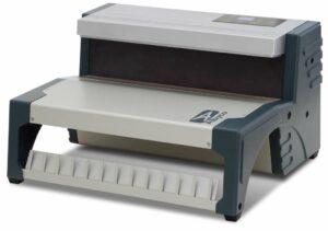 AmBind MC320 automatische Schließmaschine für Drahtkammbindung