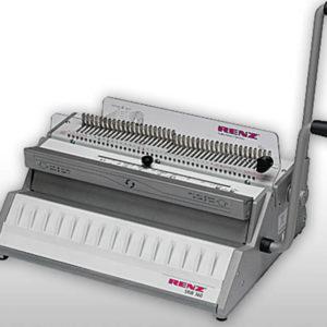 Renz Drahtkammmbindemaschine SRW 360, 3:1 Teilung