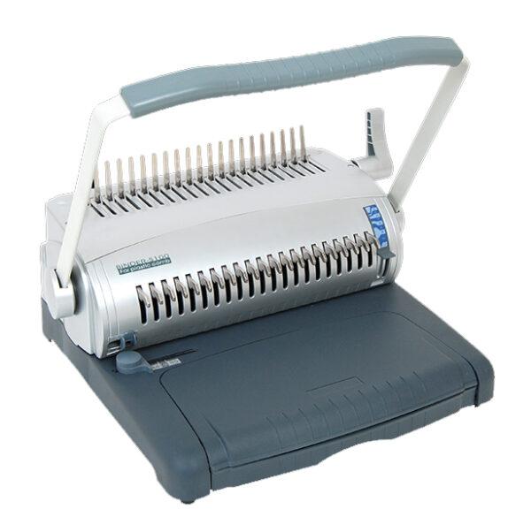 AmBind S100 Stanz- und Bindemaschine für Plastikringbindung