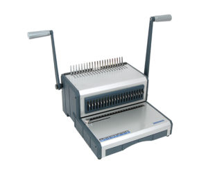 AmBind S160 Stanz- und Bindemaschine für Plastikringbindung