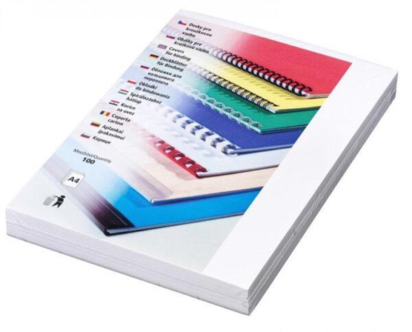 Chromolux Karton DIN A4 250 g weiß, 100 Stück