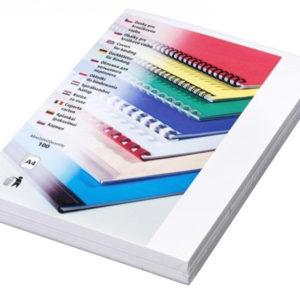 Chromolux Karton DIN A3 250 g weiß, 100 Stück