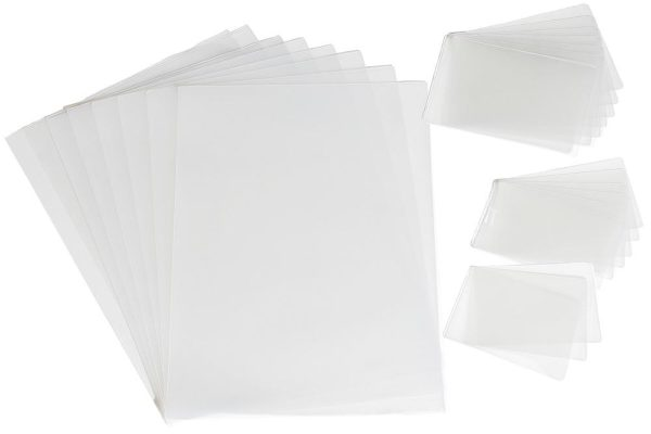 Laminiertaschen Ausweisformat 65 x 95 250 mic 100 Stk.