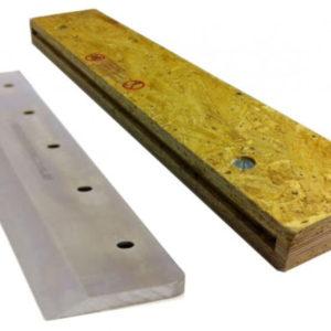Messer Schnittlänge 39 cm