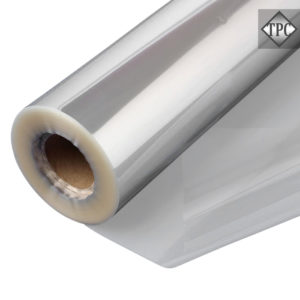 Cellophanierfolie Superstick 315 mm glänzend, 1500 lfm